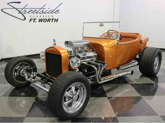 Picture of '23 T-Bucket located in Ft Worth Texas - $26,995.00 Offered by Streetside Classics - Dallas / Fort Worth - LQQ4