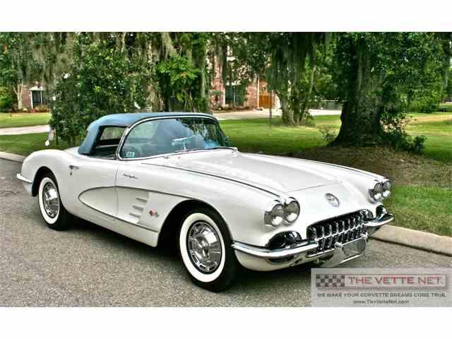 1959 Chevrolet Corvette | 1014413