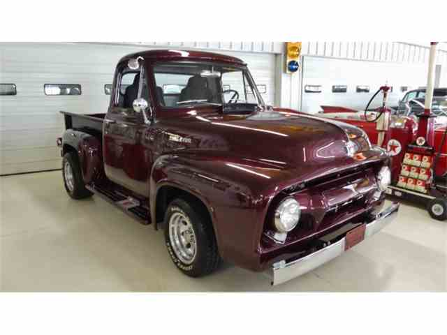 1954 Ford F100 | 1014424