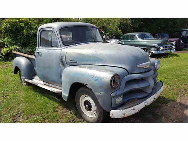 1954 Chevrolet 3100    Pickup | 1014426