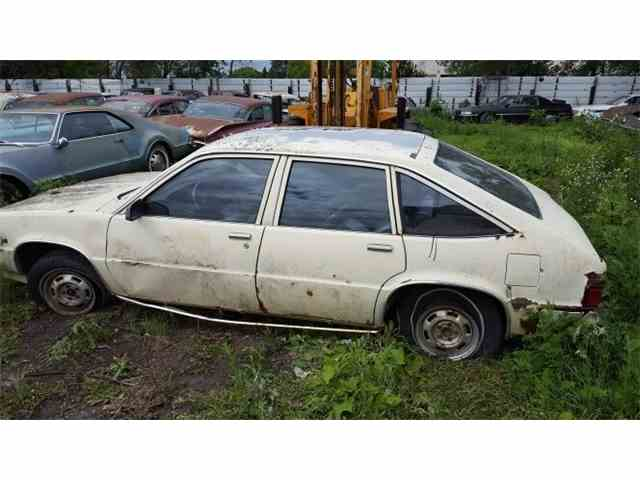 1984 Chevrolet Citation   1014432