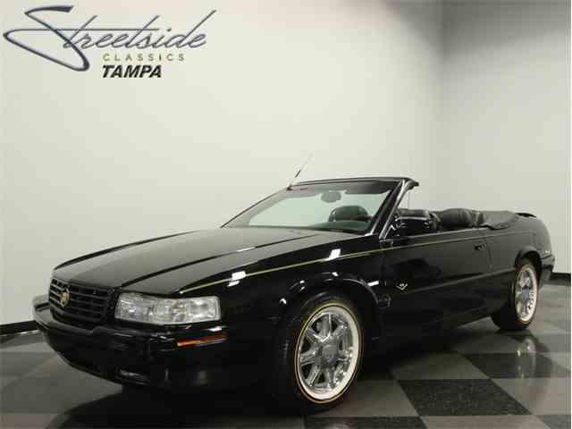 2002 Cadillac Eldorado Convertible Coach Builder's Limited | 1014434