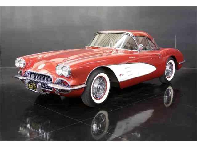1960 Chevrolet Corvette | 1014437