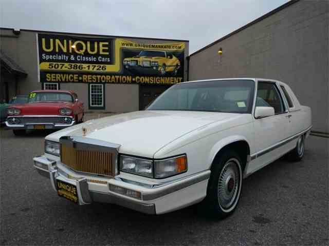 1992 Cadillac Fleetwood    2dr | 1014439