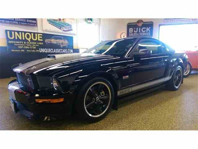 2007 Ford MUSTANG GT    Shelby GT | 1014445
