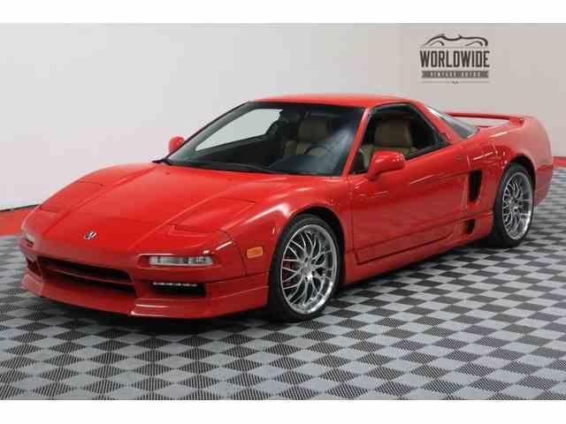 1996 Acura NSX-T | 1014453