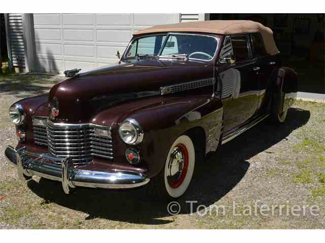 1941 Cadillac Series 62 Convertible Sedan | 1010446