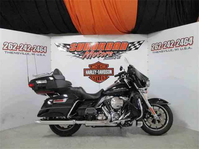 2016 Harley-Davidson® FLHTK - Ultra Limited | 1014461