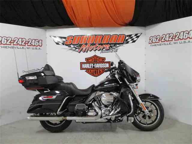 2016 Harley-Davidson® FLHTK - Ultra Limited | 1014464