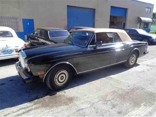 1988 Rolls-Royce Corniche | 1014472