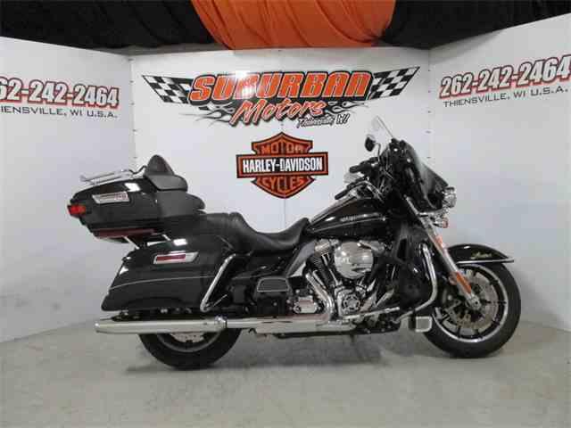 2016 Harley-Davidson® FLHTK - Ultra Limited | 1014478