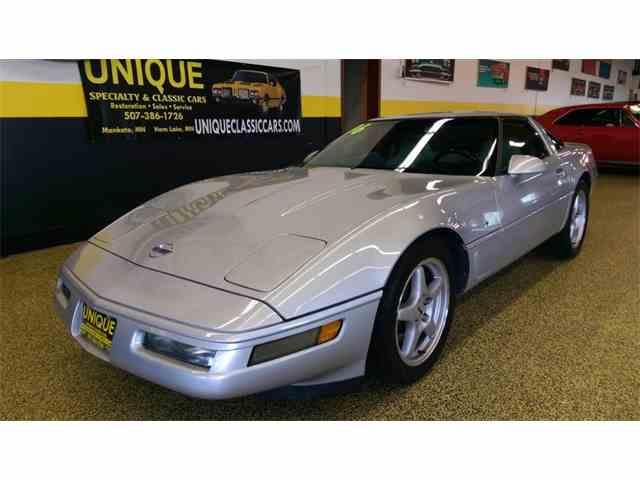 1996 Chevrolet Corvette    Collectors Edition | 1014488
