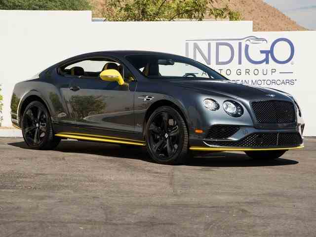 2017 Bentley Continental | 1014492