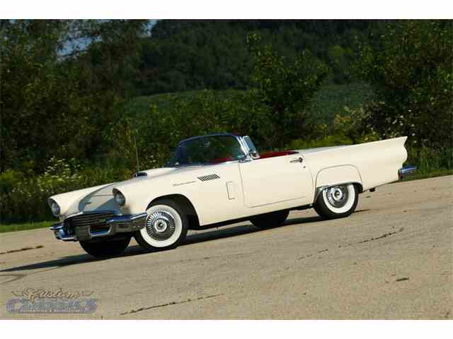 1957 Ford Thunderbird | 1014525