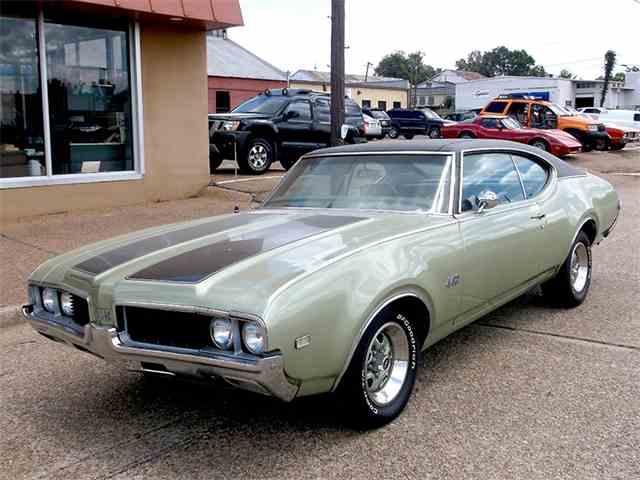 1969 Oldsmobile 442 | 1014535