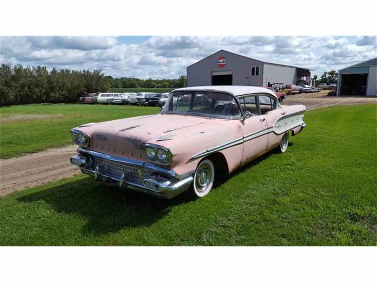 Pics photos 1958 pontiac for sale - 1958 Pontiac Chieftain For Sale Cc 1014555