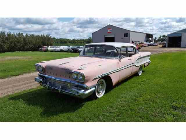 1958 Pontiac Chieftain | 1014555