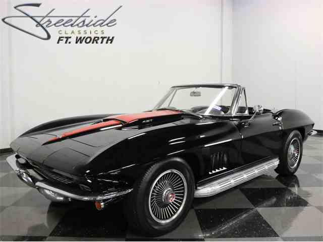 1967 Chevrolet Corvette Stingray L71 | 1014565