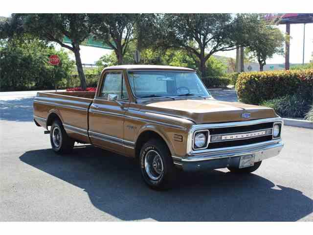 1970 Chevrolet C/K 10 | 1014566
