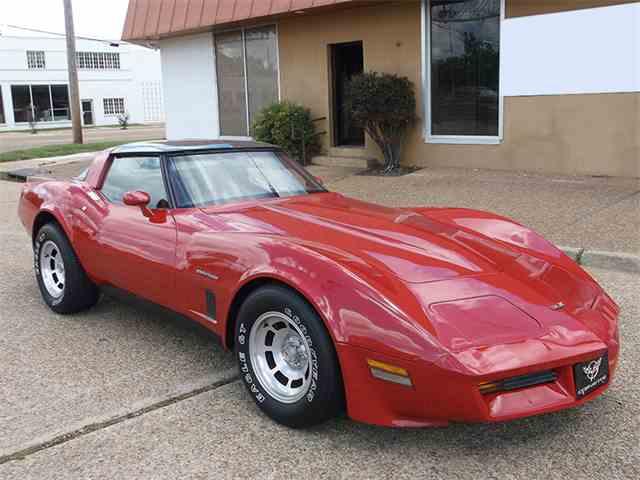 1982 Chevrolet Corvette | 1014572