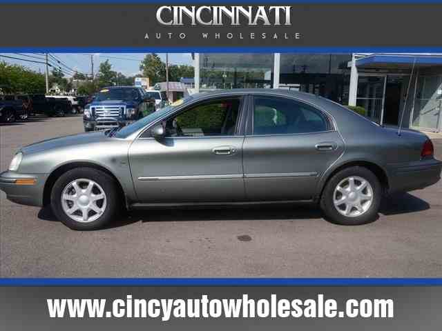2003 Mercury Sable | 1010458