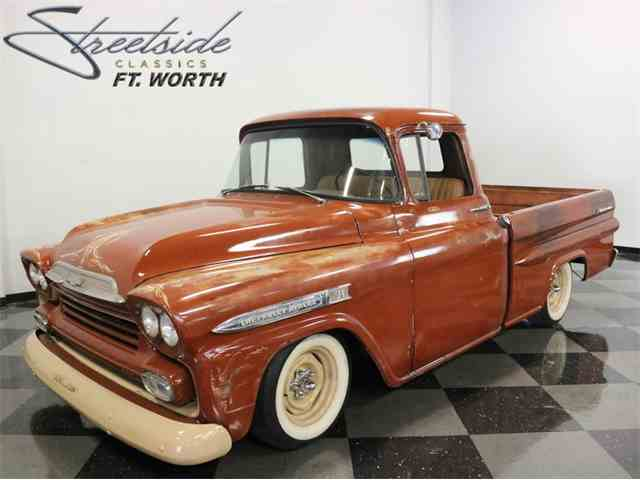 1959 Chevrolet Apache Model 31 | 1014591