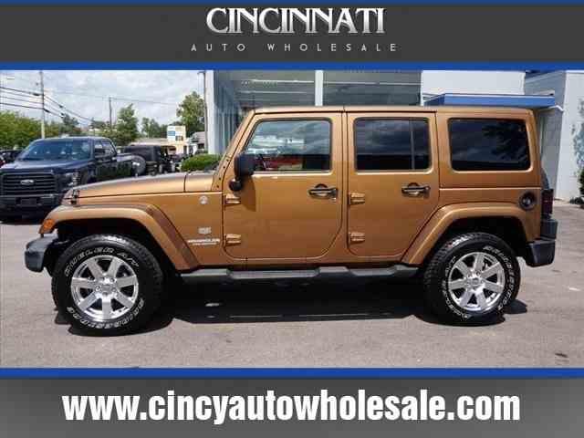 2011 Jeep Wrangler | 1010460