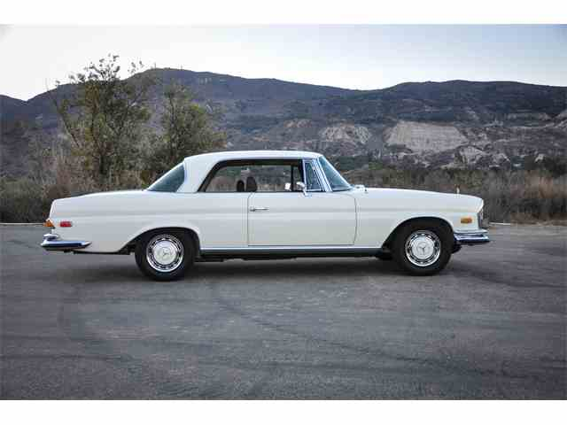 Classic mercedes benz 280se for sale on for Find mercedes benz for sale