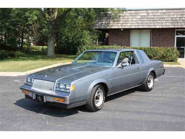 1987 Buick Regal | 1014609