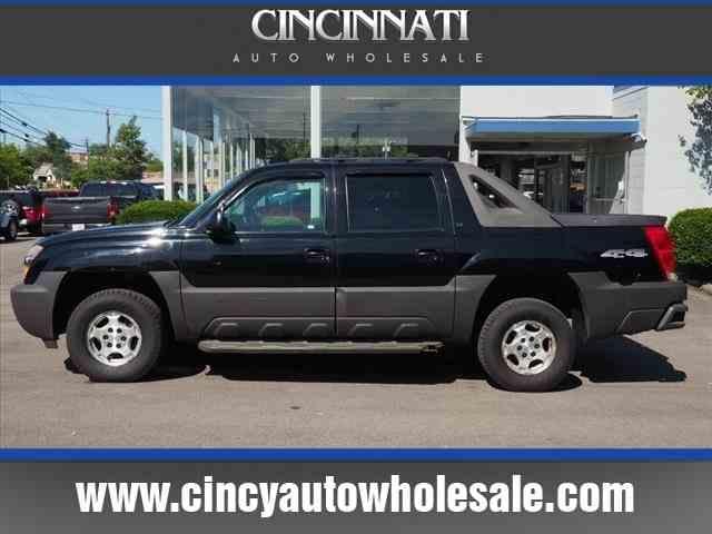2005 Chevrolet Avalanche | 1010461