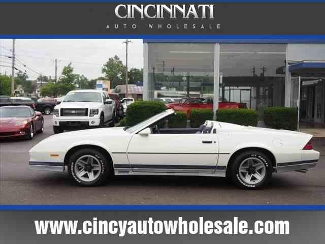 1984 Chevrolet Camaro | 1010463