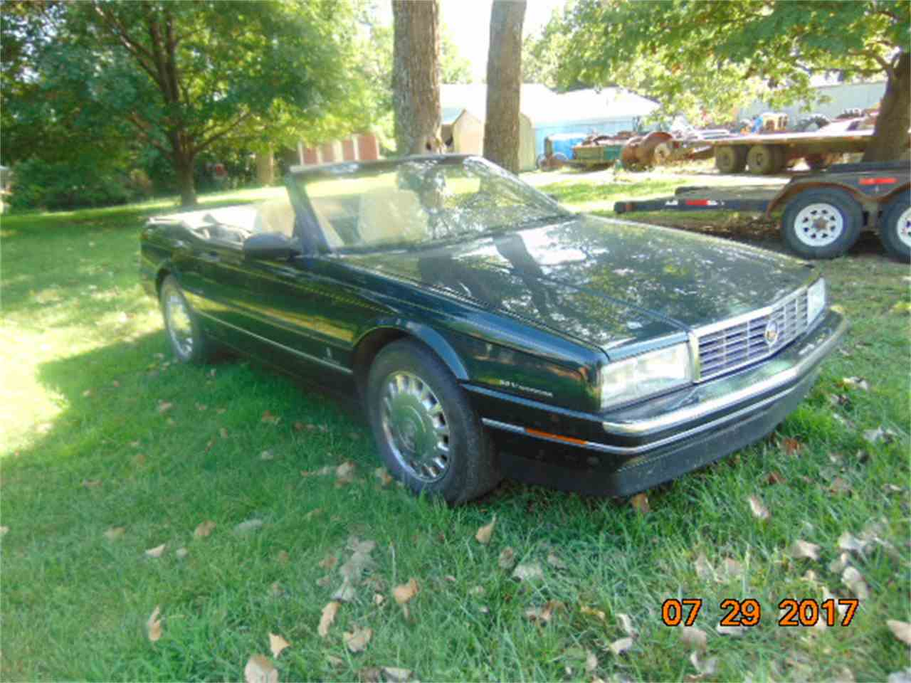 Large Picture of '93 Allante - LQWD