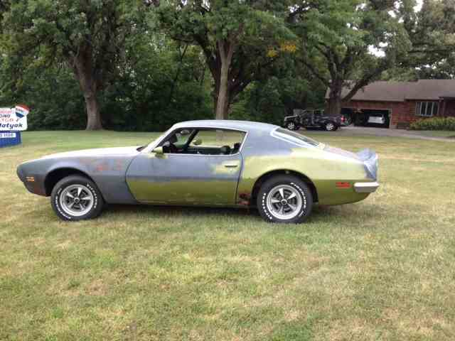1970 Pontiac Firebird for Sale on ClassicCarscom  19 Available
