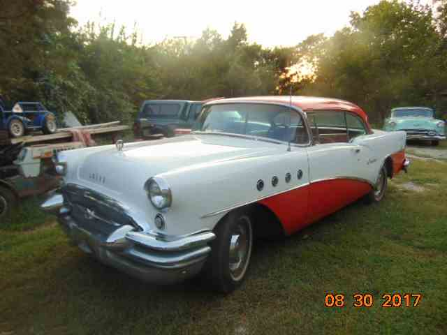 Classic buick century for sale on for 1955 buick special 4 door for sale