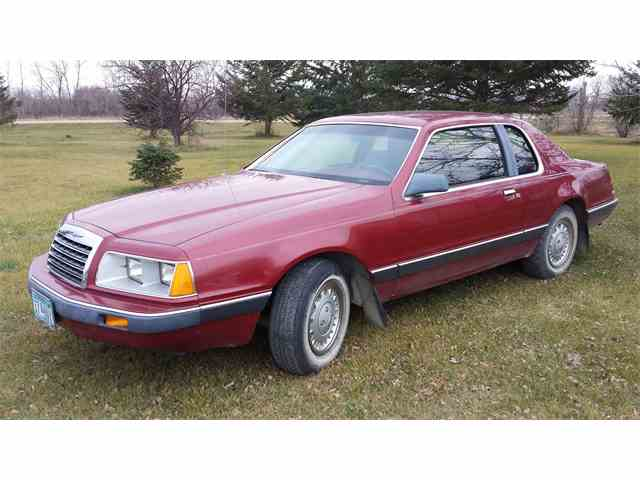 1986 Ford Thunderbird | 1014660