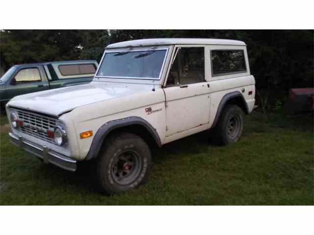 1975 Ford Bronco | 1014664