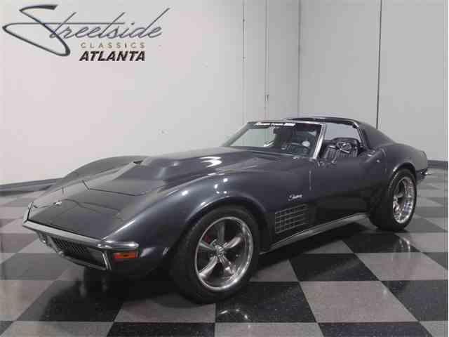 1971 Chevrolet Corvette | 1014680