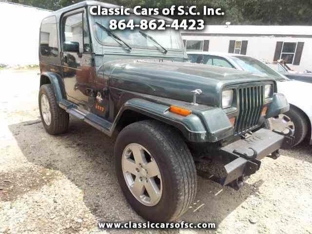 1993 Jeep Wrangler | 1014683