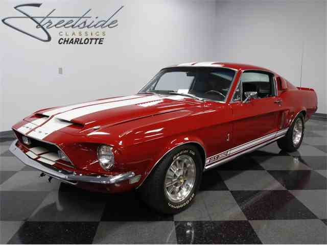 1968 Ford Mustang | 1014688
