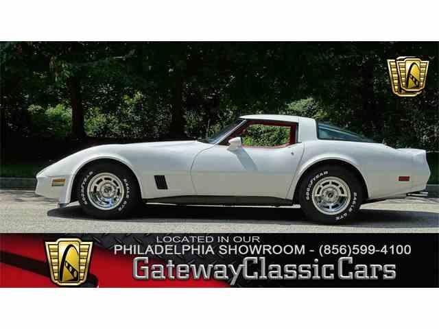 1981 Chevrolet Corvette | 1014692