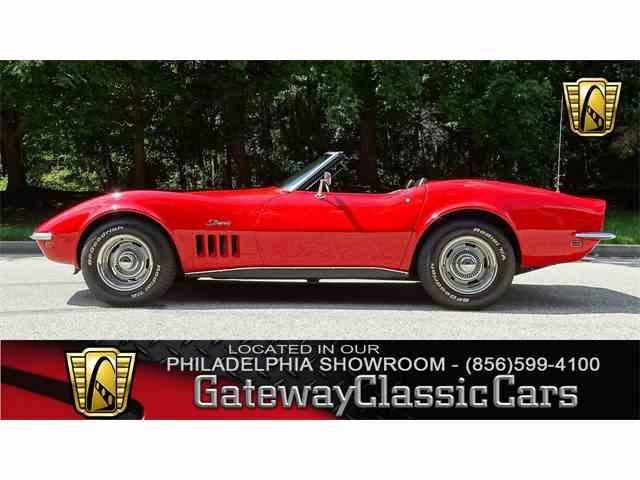 1969 Chevrolet Corvette | 1014693