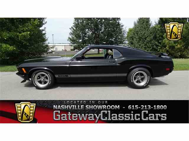 1970 Ford Mustang | 1014695