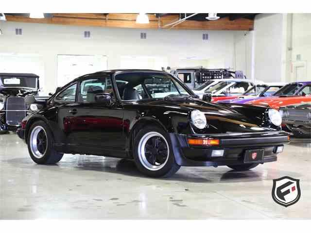 1988 Porsche 930 Turbo | 1014697