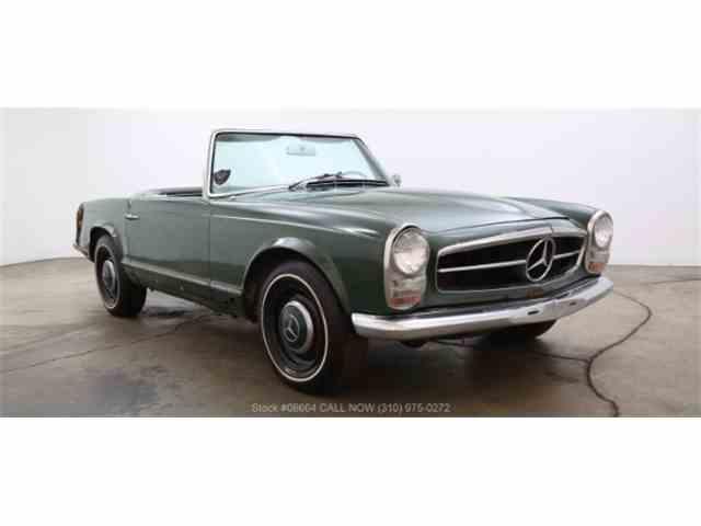 1967 Mercedes-Benz 230SL | 1014704