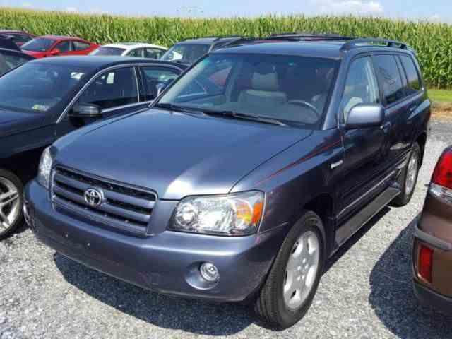 2004 Toyota Highlander | 1014708