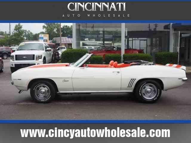 1969 Chevrolet Camaro | 1010471