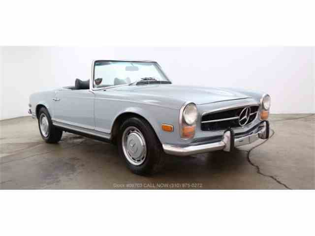 1969 Mercedes-Benz 280SL | 1014714