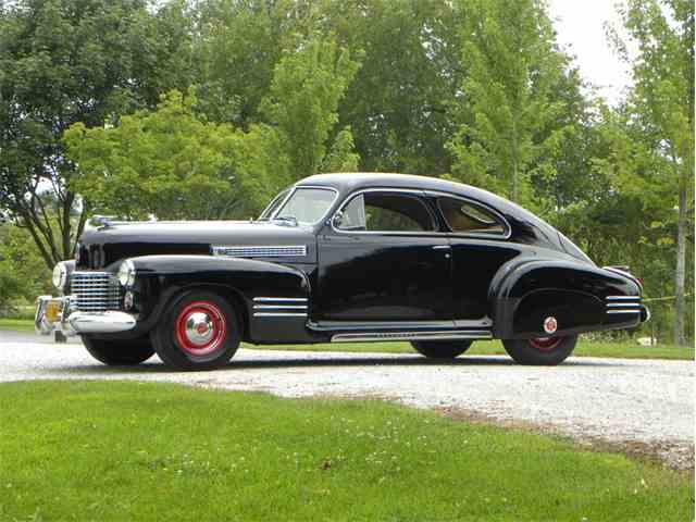 1941 Cadillac Model 61 Fastback | 1014722