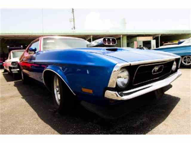1971 Ford Mustang | 1014725