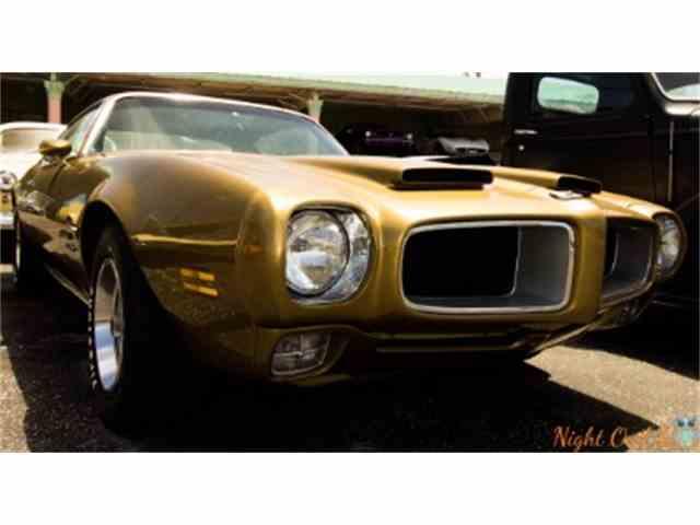 1970 Pontiac Firebird | 1014727